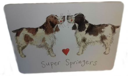 Super Springers Corked Backed Placemat